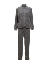 Bradford Homewear - Light grey melange