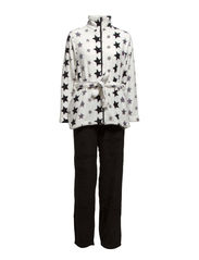 Nandi homewear fleece - Star print