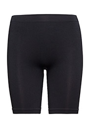 Lucia long shorts - BLACK