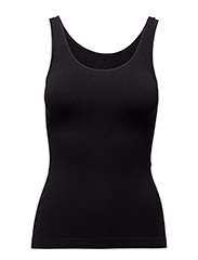 Lucia top wide strap NOS - BLACK