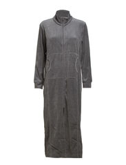 Bradford Robe - Light grey melange