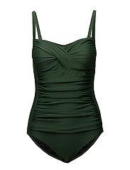 Argentina swimsuit - GREEN