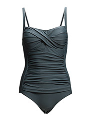 Argentina swimsuit - DARK GREY