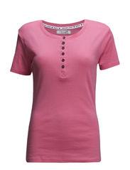 Ellis t-shirt - Coral
