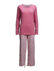 Edna pyjamas - Coral