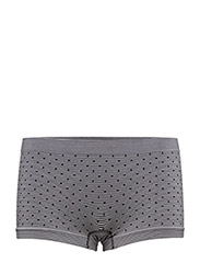 Lucia hipster dot - BLACK/WHITE STRIPES WITH DOTS