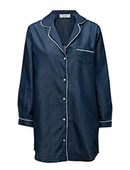 Natascha long shirt - DENIM LOOK