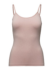 Lucia top melange - ROSE MELANGE