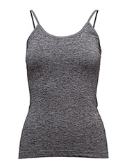 Lucia top melange - GREY MELANGE