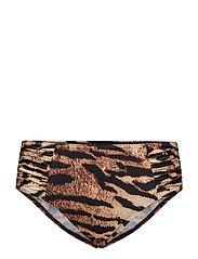 Bluebell midi print - WILD TIGER