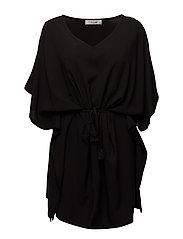 Mimosa dress - BLACK