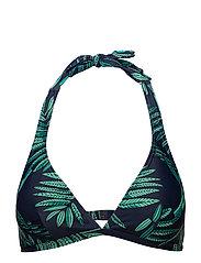 Palm beach top - LEAVE PRINT