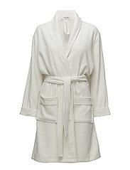 Tanni short robe - IVORY