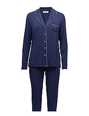 Tilda pyjamas - MIDNIGHT BLUE