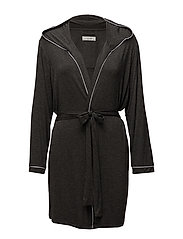 Tilda robe - DARK GREY MELANGE