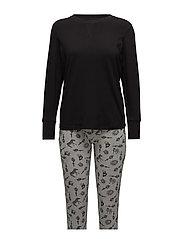 Tara pyjamas - ANIMAL PRINT