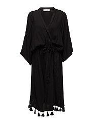 Jasmine kimono - BLACK
