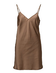Saint fé dress - BRONZE