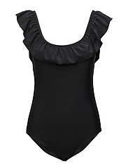 Avalon swimsuit - BLACK