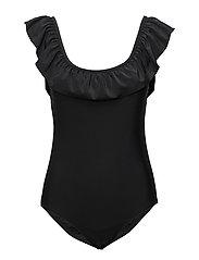 Avalon swimsuit - BLACK