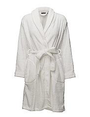 Reba robe short - IVORY