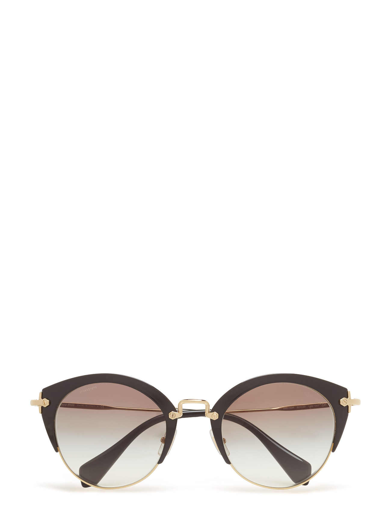 Cat Eye Miu Miu Sunglasses Solbriller til Damer i