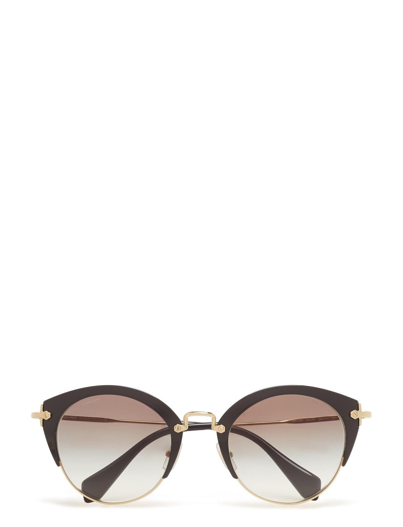 Cat Eye Miu Miu Sunglasses Solbriller til Damer i