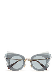 Cat eye - DARK GREY/LIGHT GREY