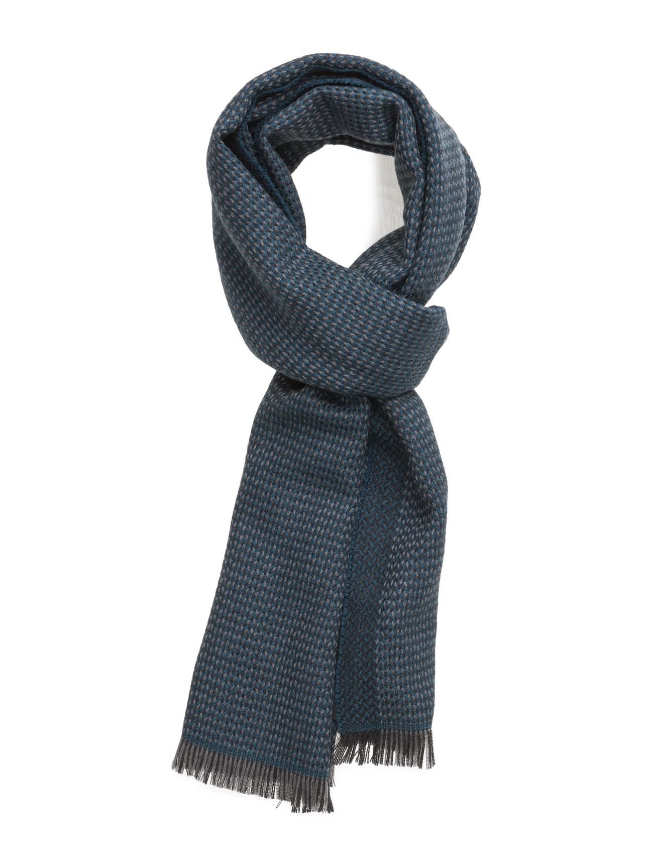 Mjm Scarf Firenze 100 % Lambswool Light Blue MJM Halstørklæder til Mænd i Lyseblå