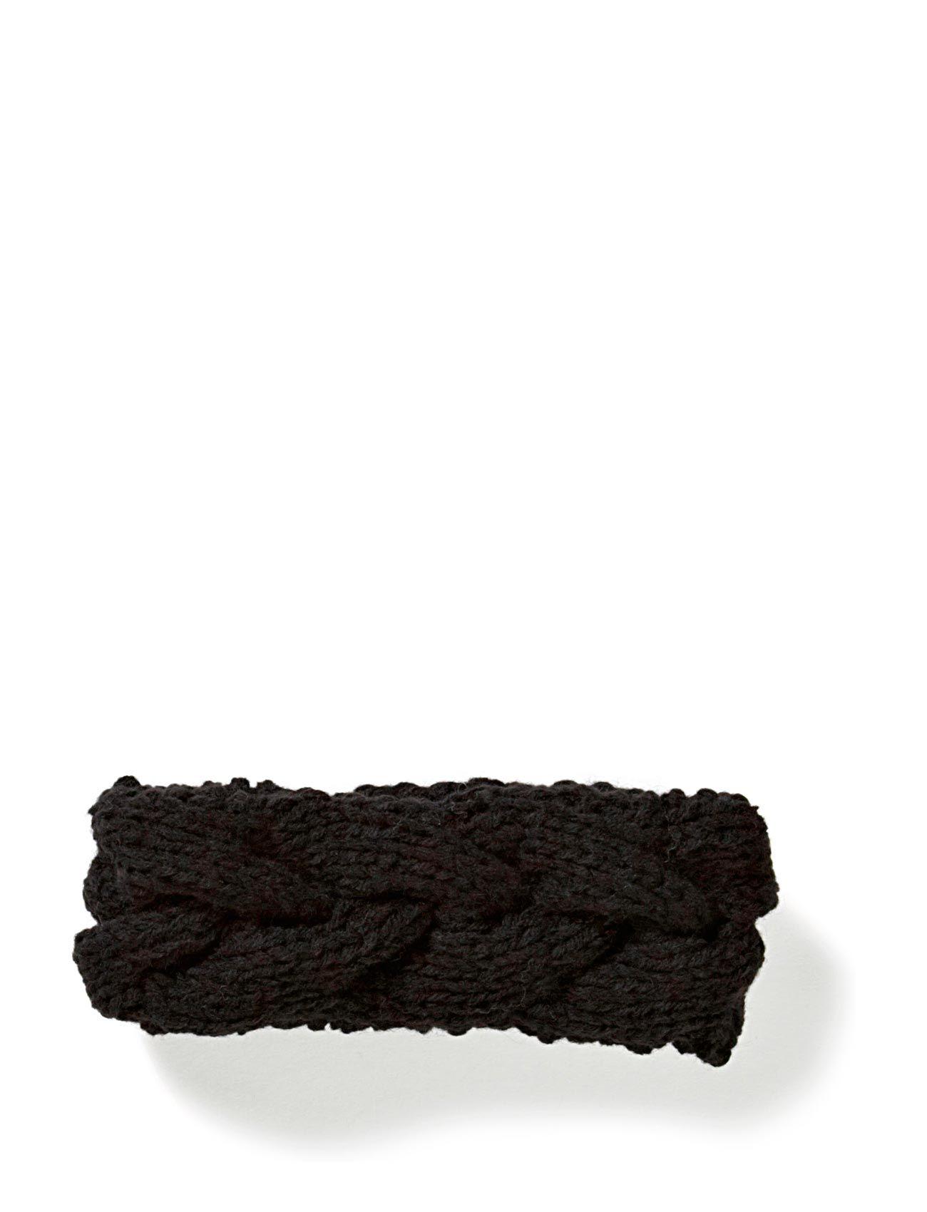 Headband Cable Knit MJM Hatte & Caps til Damer i Off White