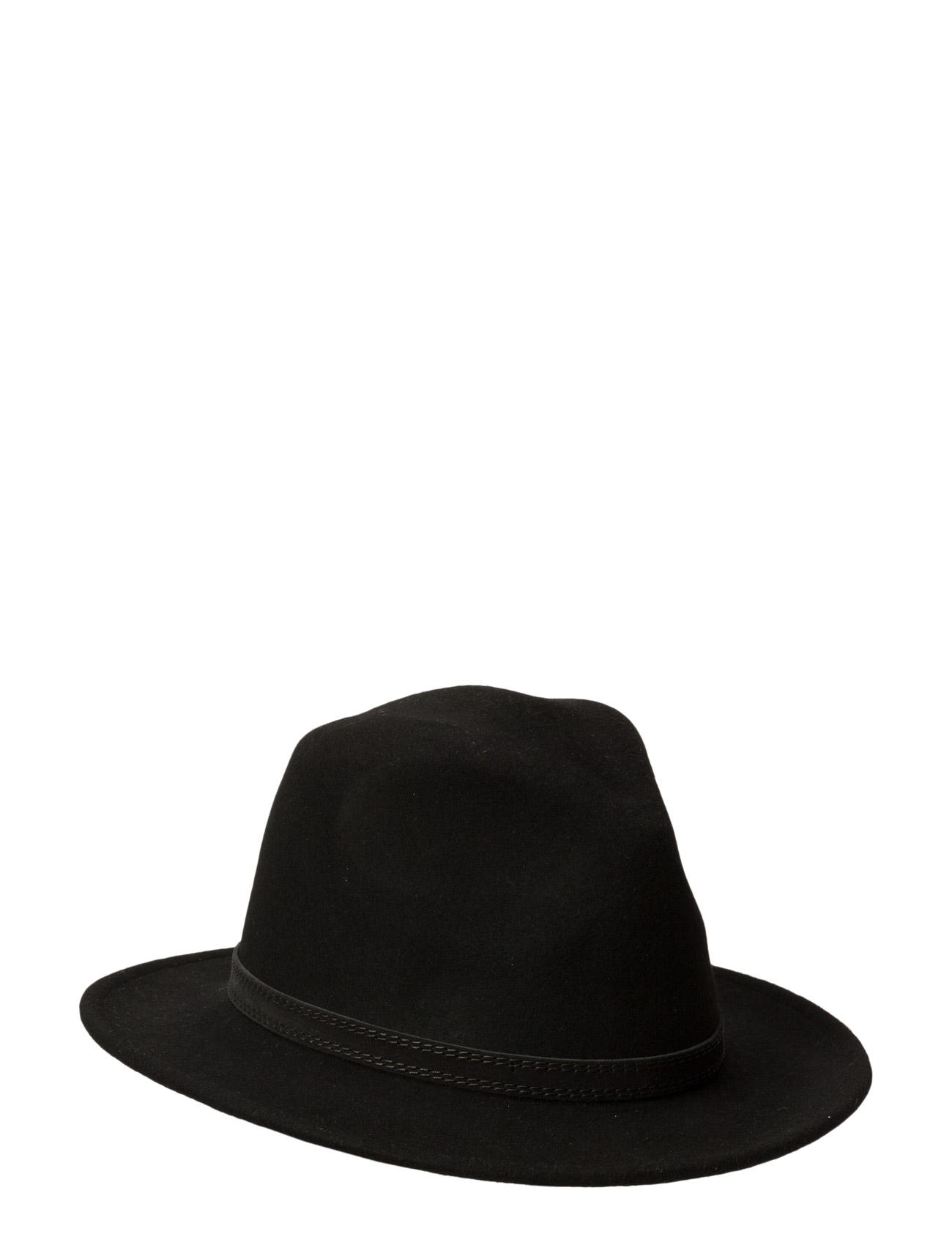 Mjm Cph Wool Felt Black MJM Hatte & Caps til Mænd i Sort