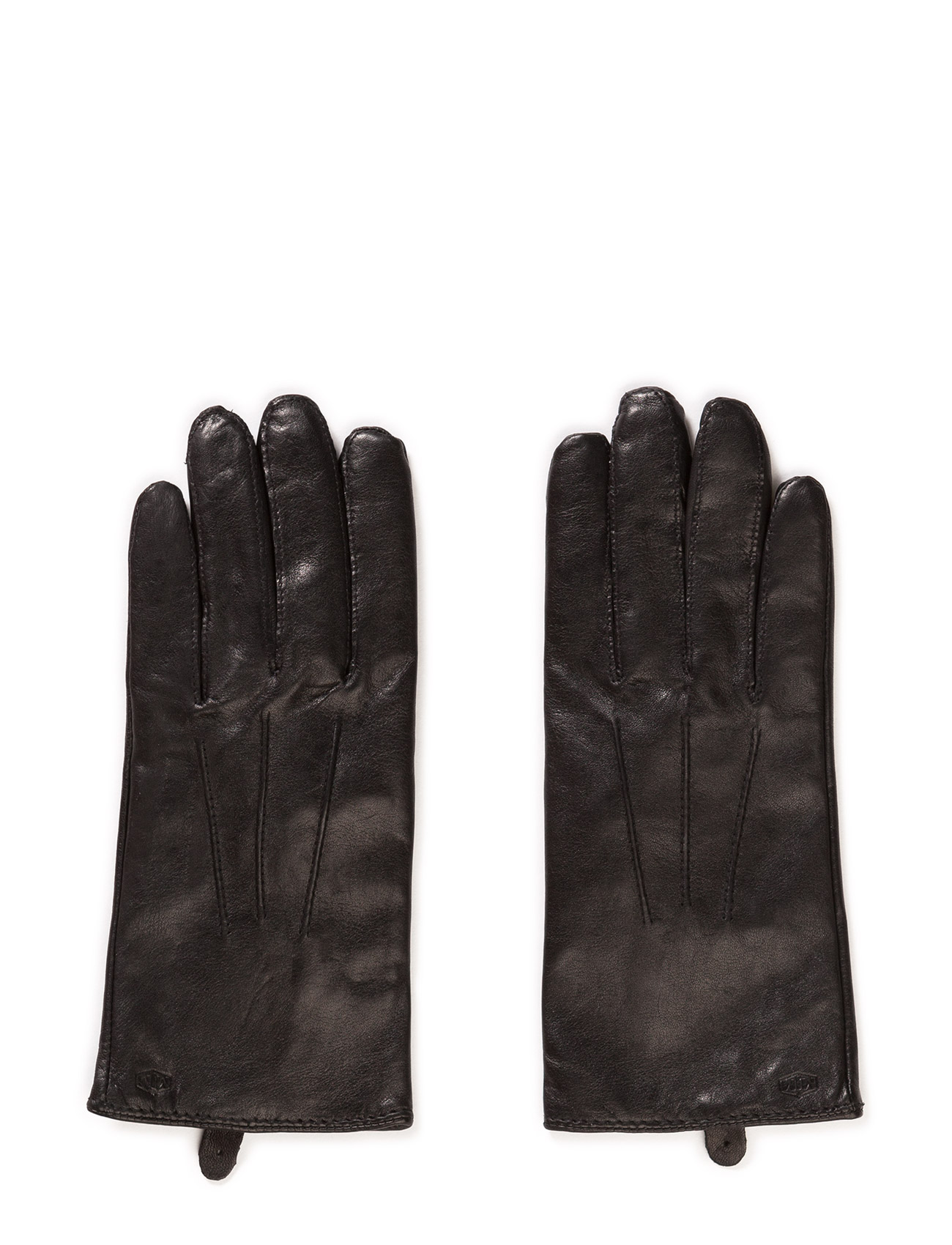 Mjm Glove Angelina W Leather Black MJM Handsker til Damer i