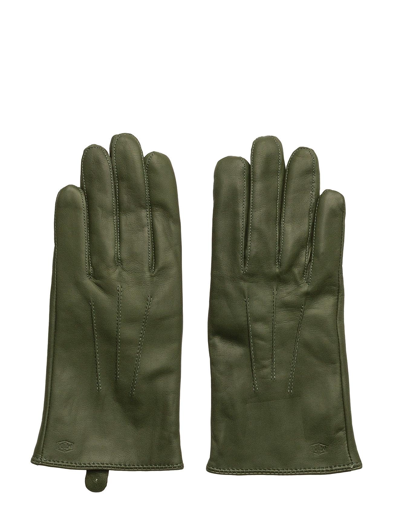 Mjm Glove Angelina W Leather Black MJM Handsker til Damer i