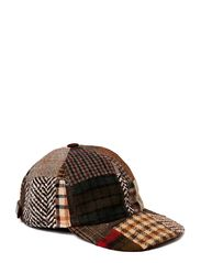 Baseball Patchwork - Patch Brown