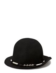 Hat GS-1114 Feltro - Black