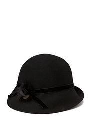 Hat GS-1103 Feltro - Black