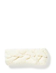 Headband Cable Knit - Off White