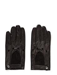 MJM Men Driving Glove - BLACK
