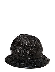 Hat Jasmin W Quilted - Black