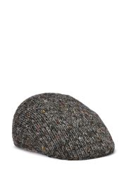 Cap Atlantic Wool Mix - Anthracite