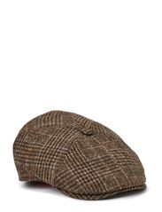 Rebel Ecologic Merino - Brown Check