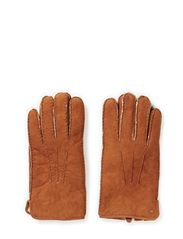 MJM Men's Glove Ray Sheepskin - Cognac