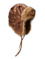 MJM Venus Faux leather/Faux Fur - Bronze/Natural
