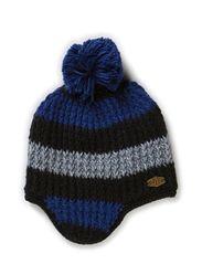 MJM Rock 3 W Knit 50% Wool - Black/Antracit/Grey