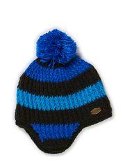 MJM Rock 3 W Knit 50% Wool - Black/Turquise/Cobalt