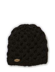 MJM Cut W Knit 50% Wool - Black