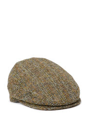 MJM Monaco EL Harris Tweed - Green/Grey