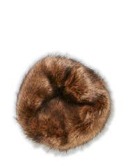 MJM Olga W Faux Fur - Natural