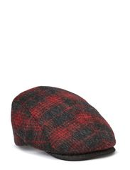 Daffy-3 Wool/Cashm. - Red