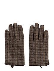 MJM Glove Ian - BROWN/GREEN